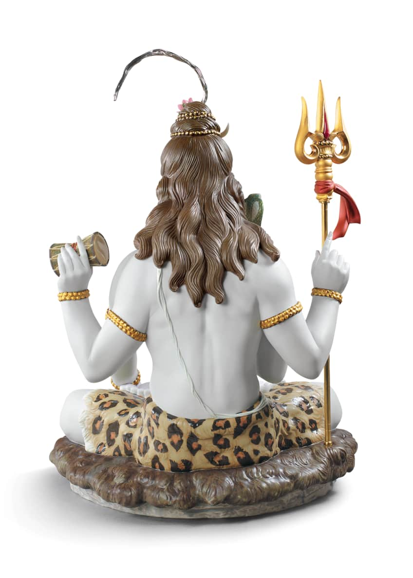 Image 3 of 3: Lord Shiva Figurine
