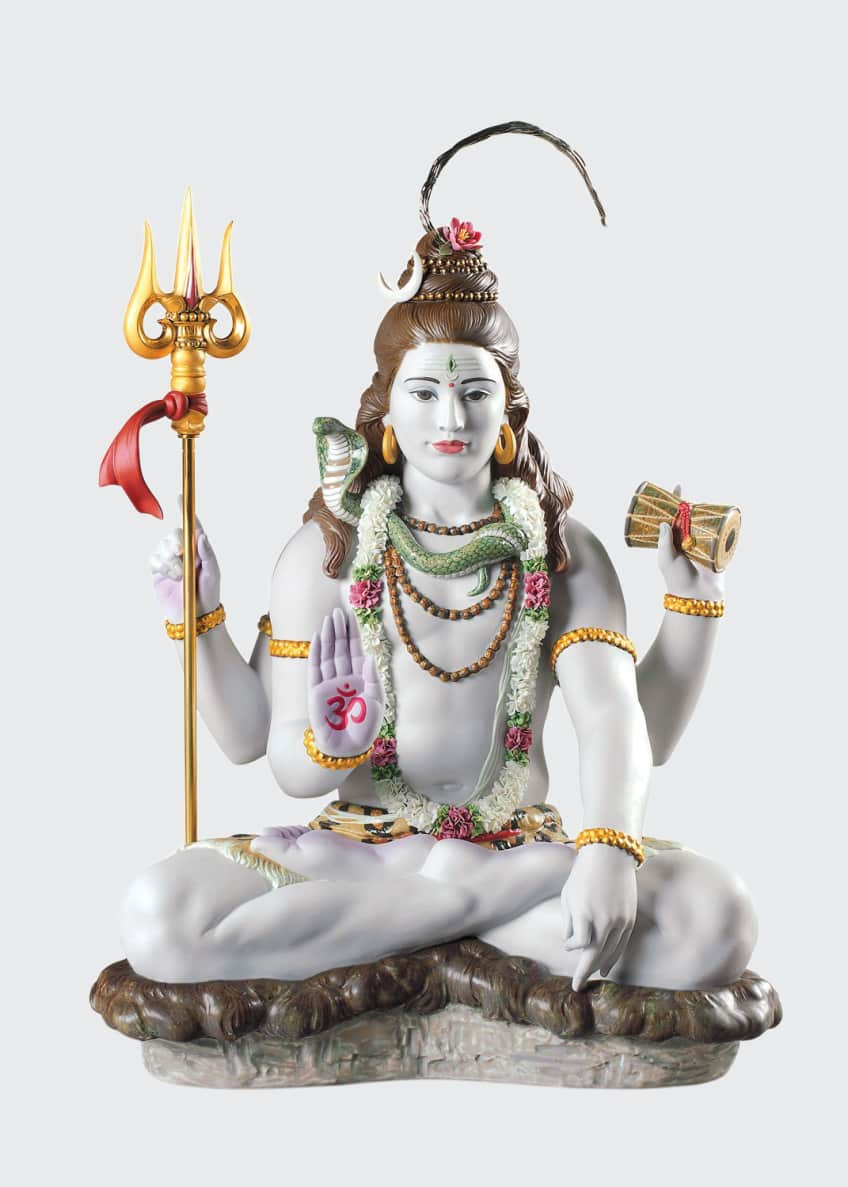 Image 1 of 3: Lord Shiva Figurine