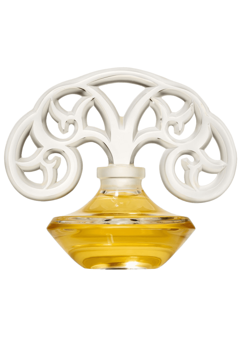 Shalini Parfum Jardin Nocturne Parfum presented in a Lalique Crystal Flacon, 1.7 oz / 50 mL - Bergdorf Goodman