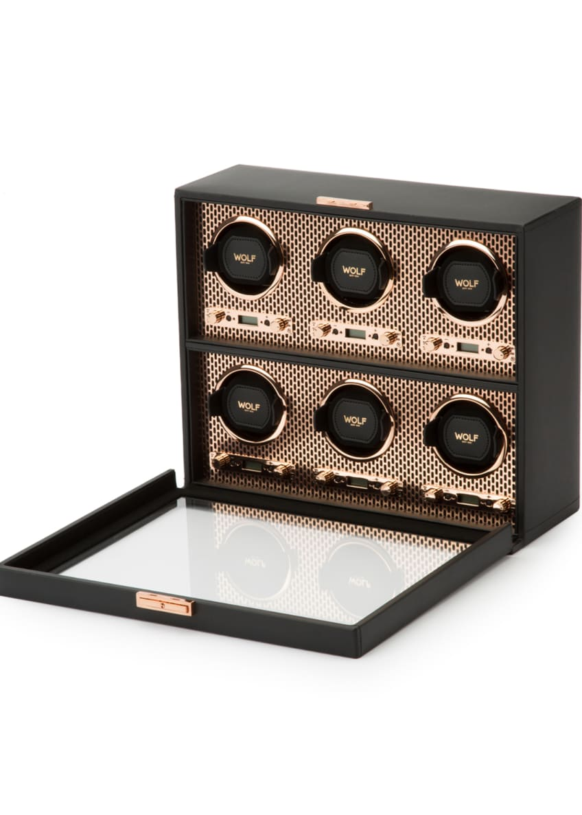 Image 3 of 4: Axis 6-Piece Watch Winder