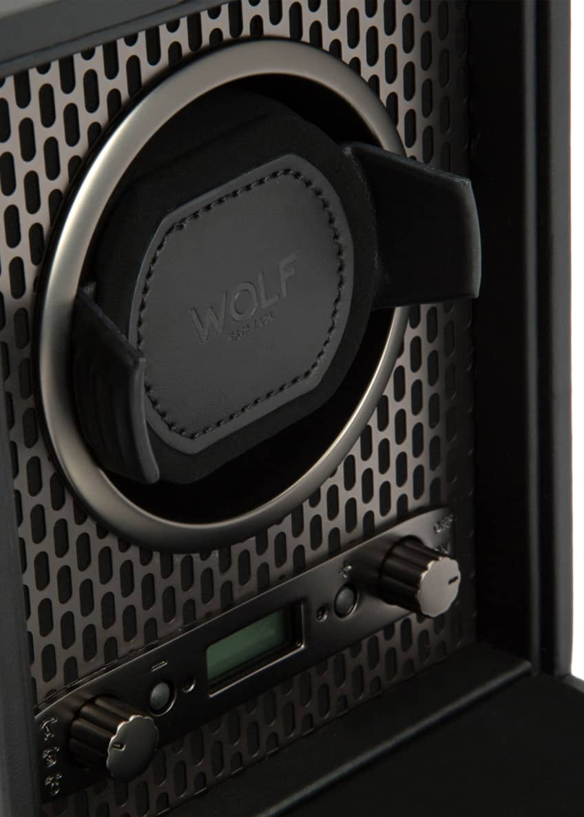 Image 2 of 4: Axis Single Watch Winder