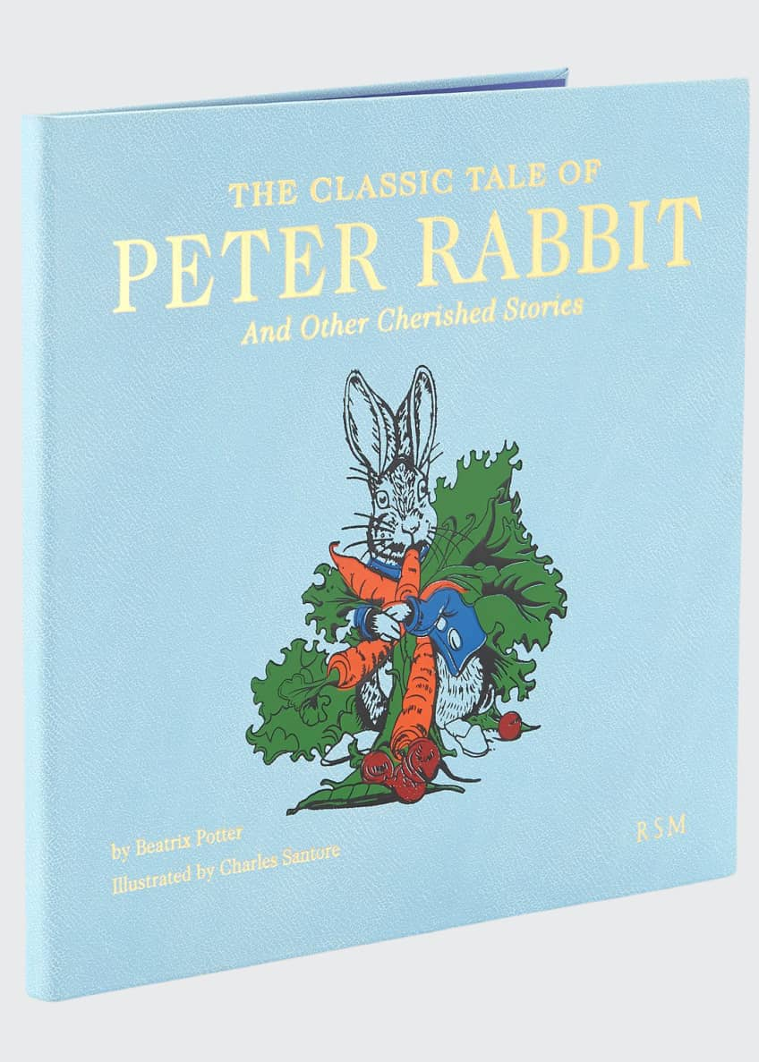 "Image 1 of 2: Personalized ""The Classic Tale of Peter Rabbit and Other Cherished Stories"" Children's Book by Beatrix Potter"