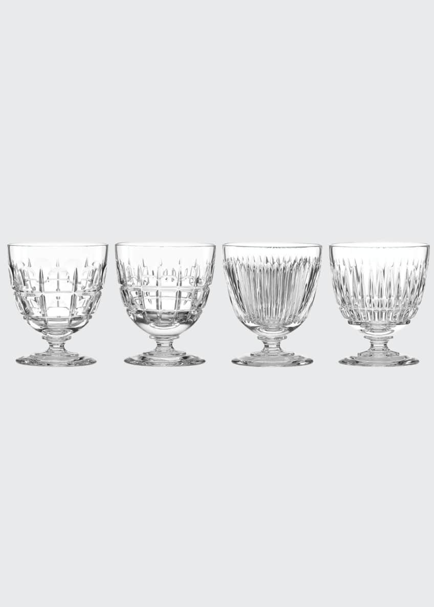 Reed & Barton New Vintage Cocktail Glasses, Set