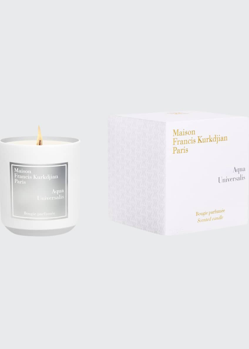 Maison Francis Kurkdjian Aqua Universalis candle - Bergdorf Goodman