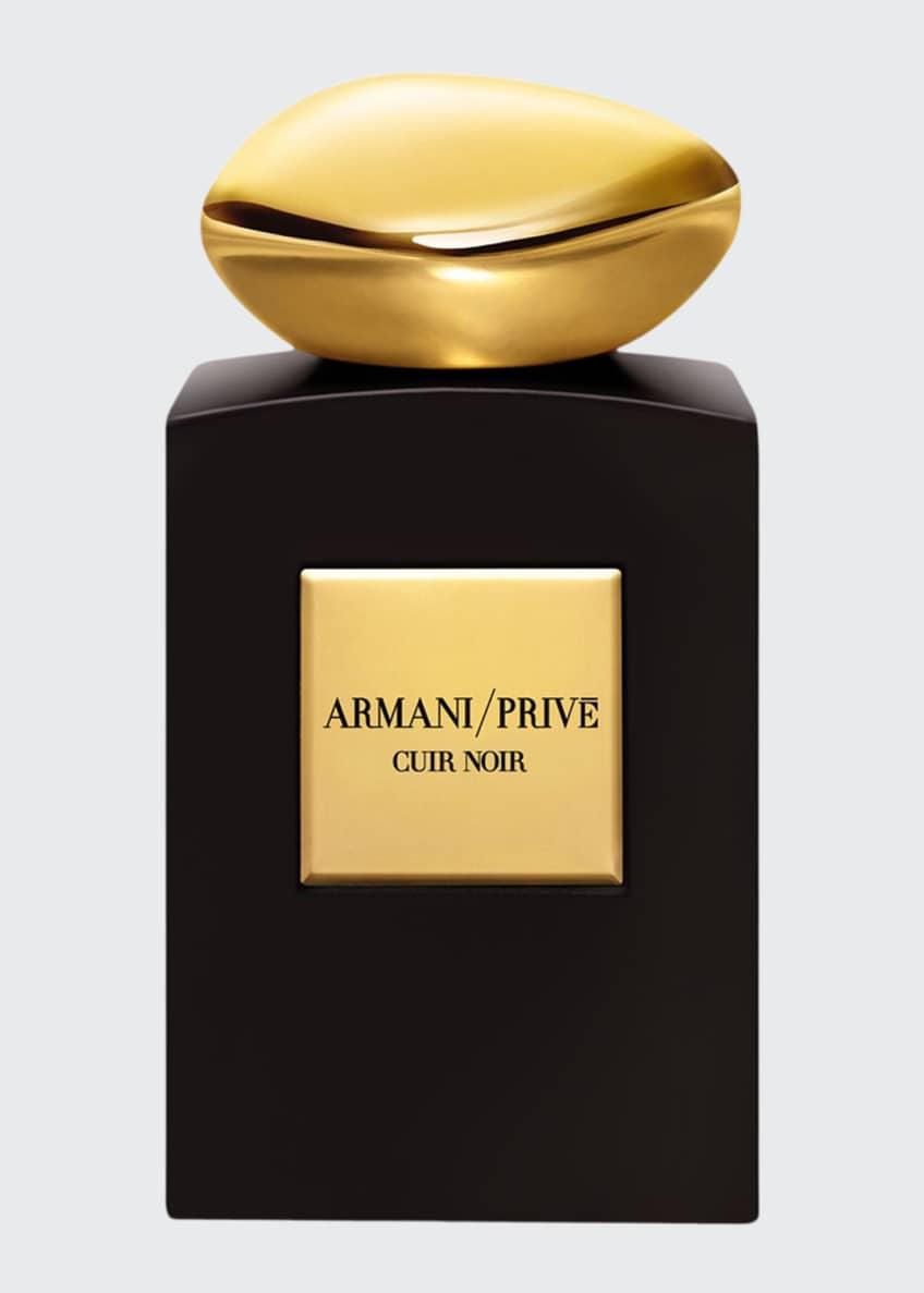 Giorgio Armani Prive Cuir Noir Intense, 100 mL - Bergdorf Goodman
