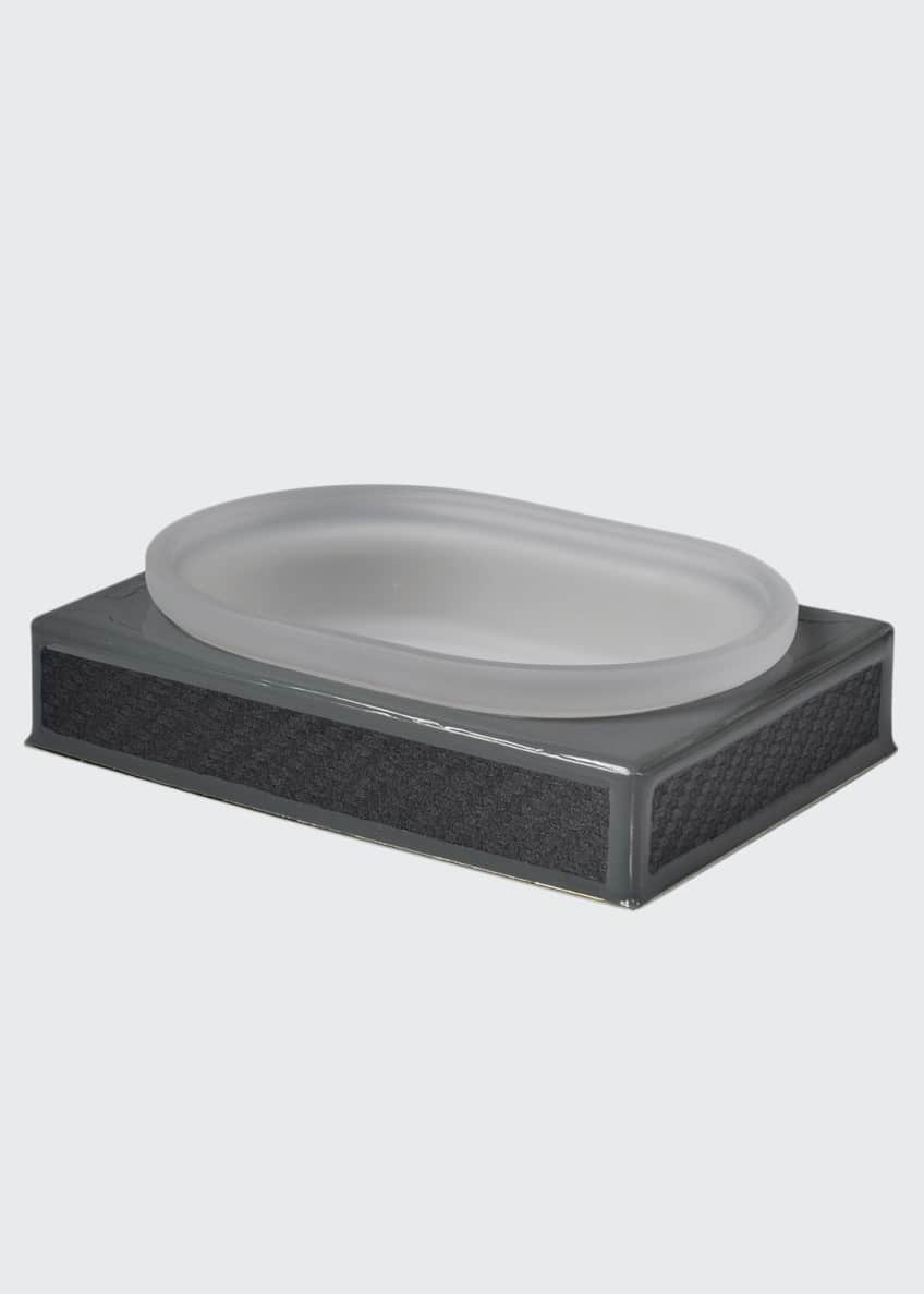 Le Mans Square Soap Dish