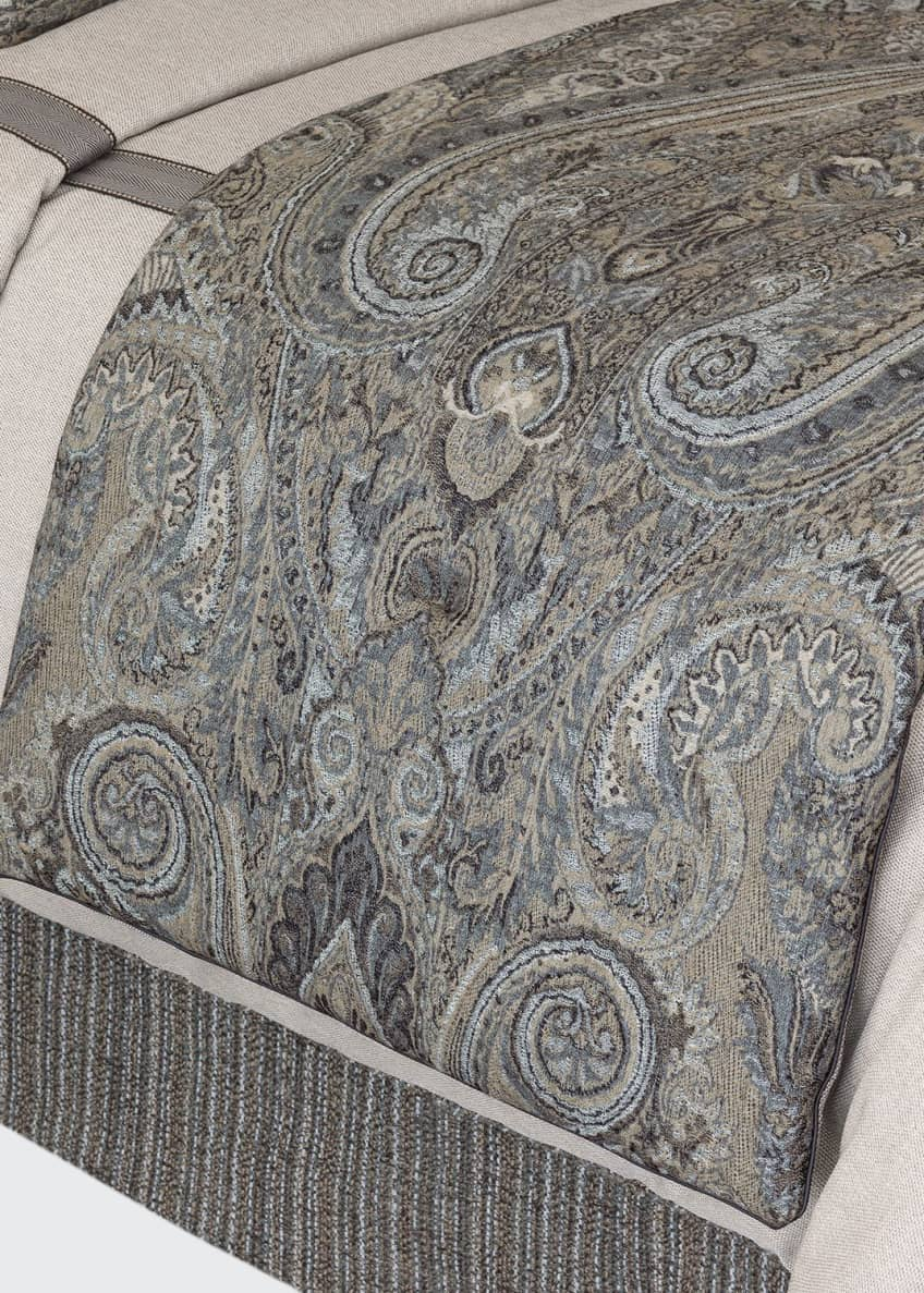 Eastern Accents Reign Bed Scarf, 90