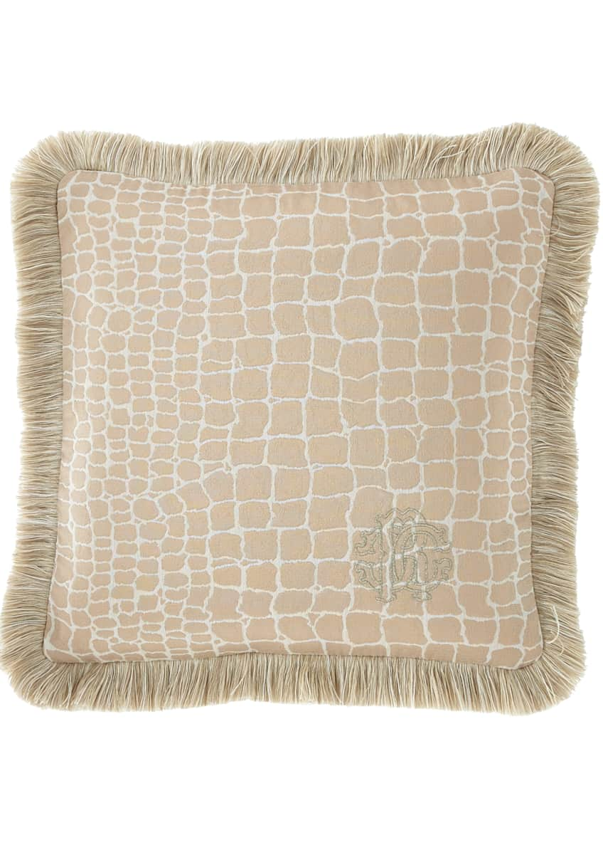 Image 1 of 1: Cocco Jacquard Pillow