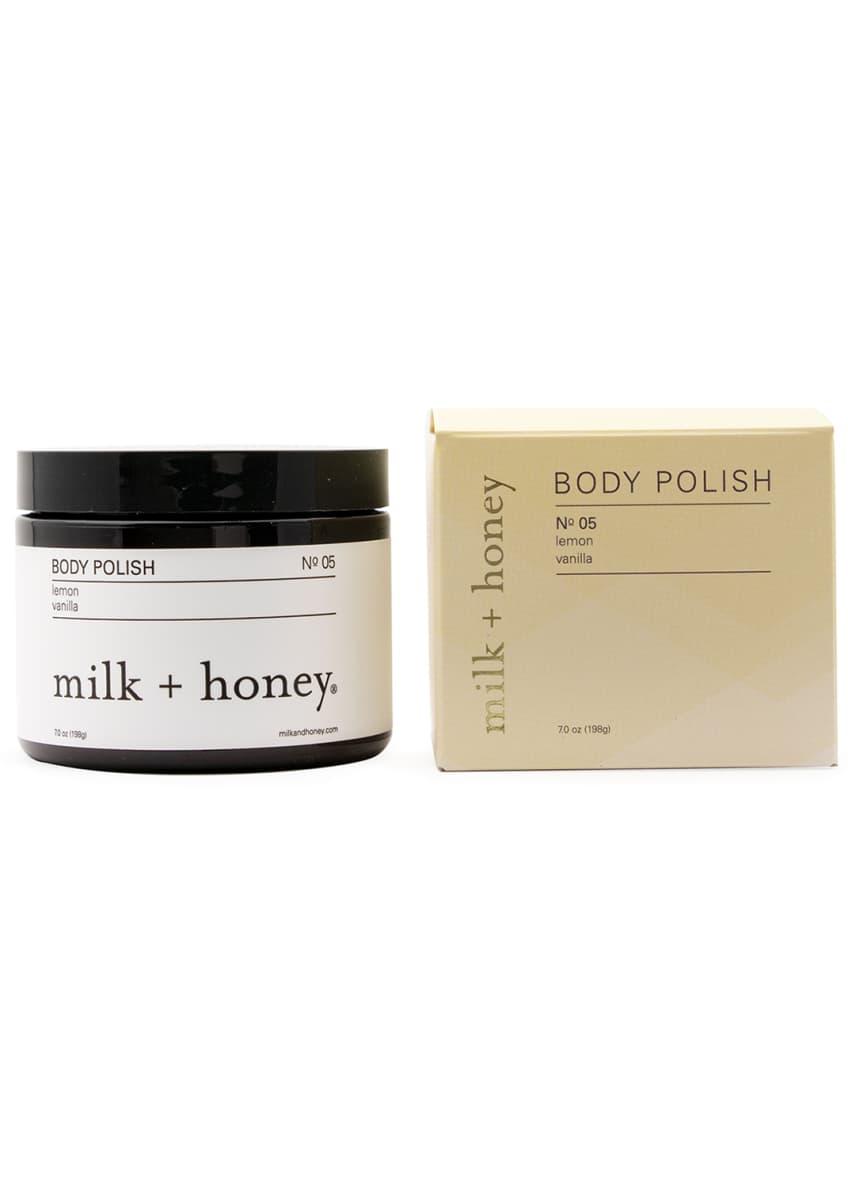 Milk + honey Body Polish No. 05, 7 oz. - Bergdorf Goodman