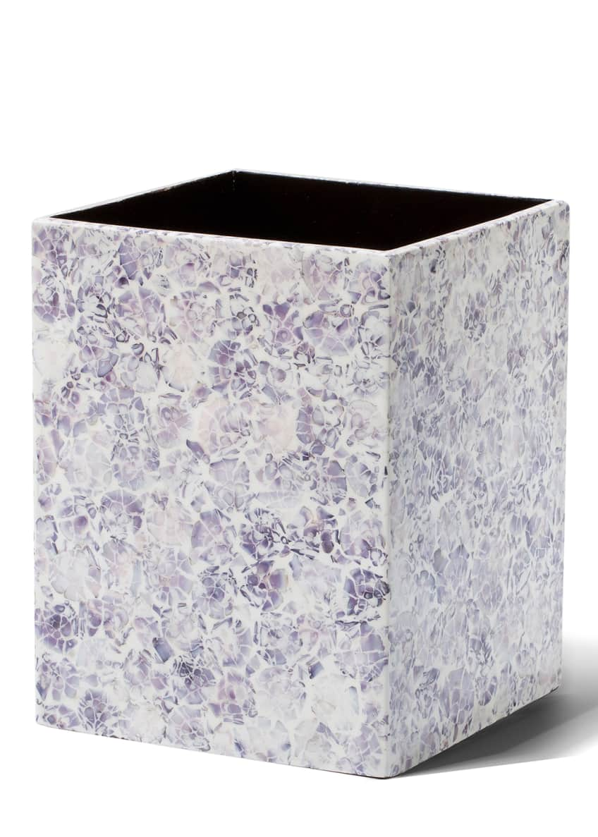 Image 1 of 1: Coralina Wastebasket