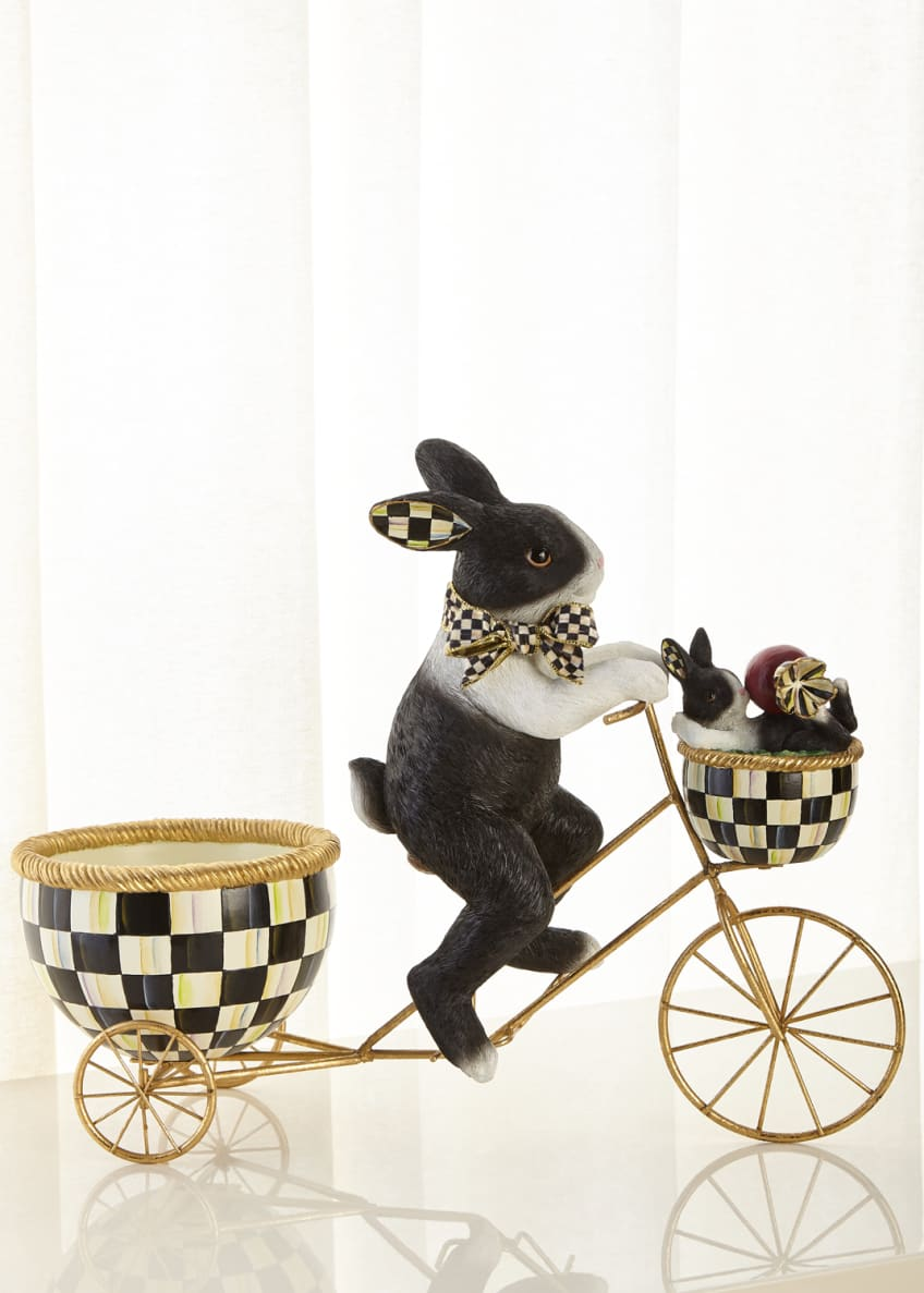 Image 1 of 1: Pedaling Radish Rabbit