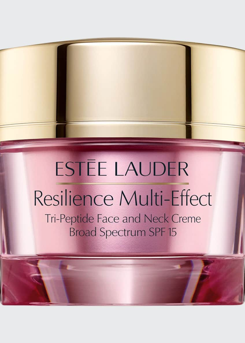 Image 1 of 2: Resilience Multi-Effect Tripeptide Face and Neck Creme SPF 15, 1.7 oz./ 50 mL