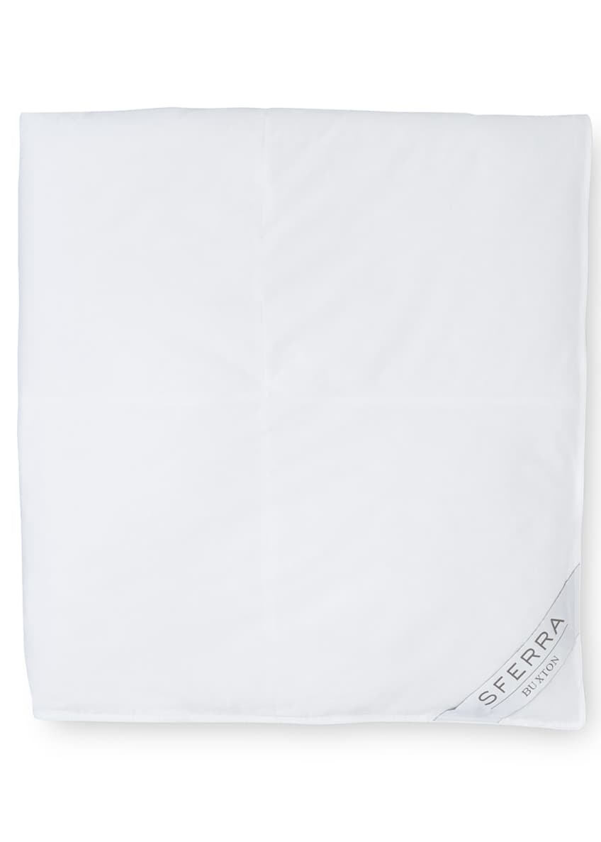 Image 2 of 2: 600-Fill European Down Heavy Weight King Duvet