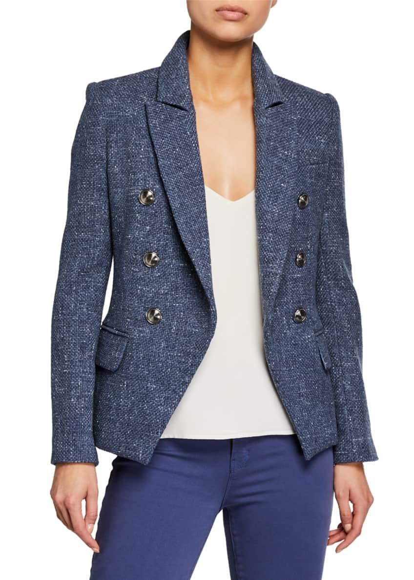 L'Agence Kenzie Dbl Brstd Blazer & Matching Items