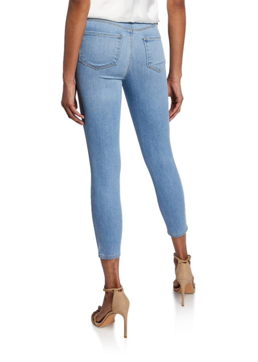 Image 2 of 5: Margot High-Rise Skinny Ankle Jeans