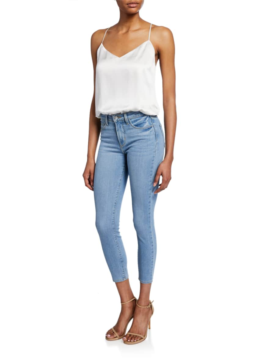 Image 3 of 5: Margot High-Rise Skinny Ankle Jeans