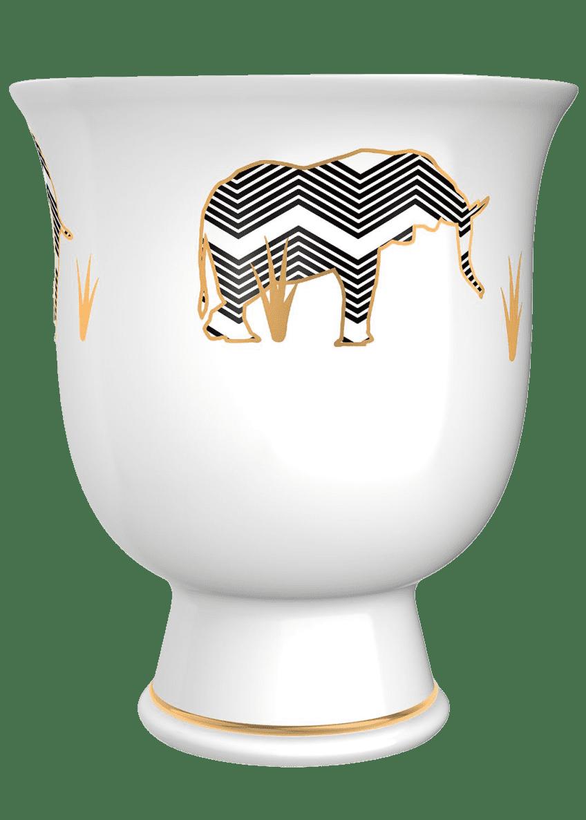 Memo Paris Caramel from Kedu Candle in Egg cups Set, 4 x 30g - Bergdorf Goodman