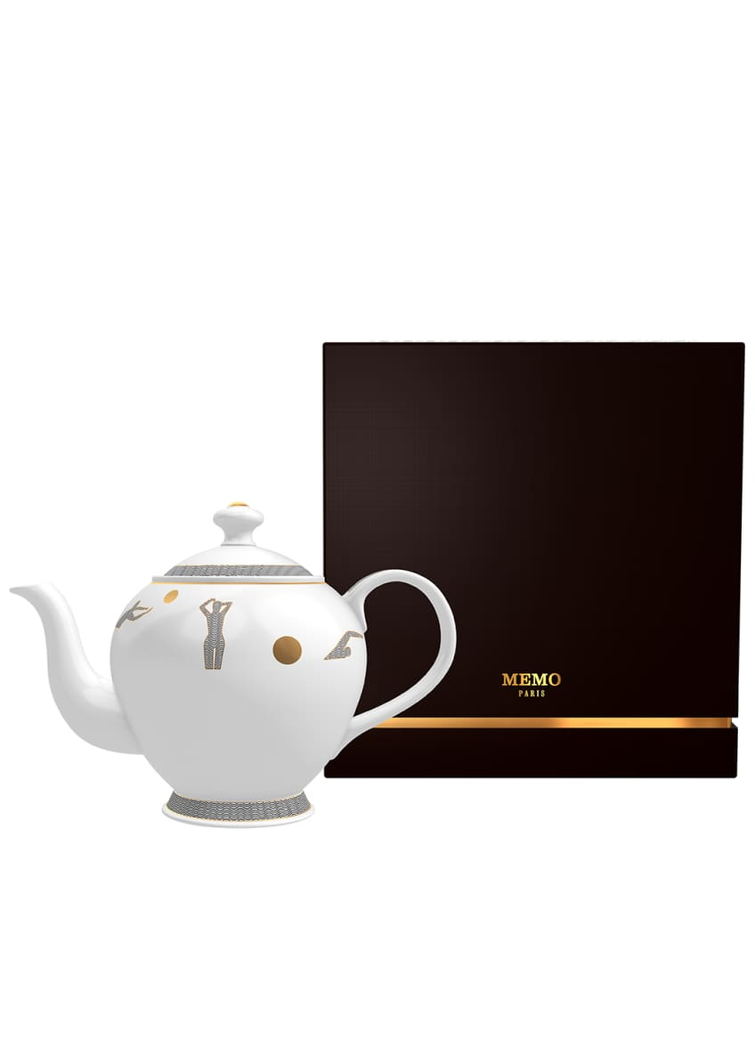Memo Paris Incense from Lalibela Candle in Tea Pot - Bergdorf Goodman