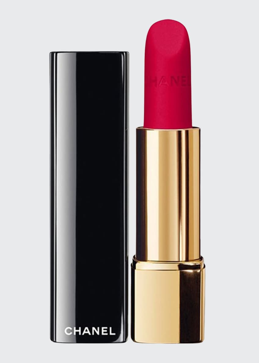 Image 1 of 2: ROUGE ALLURE VELVET Intense Long-Wear Lip Colour