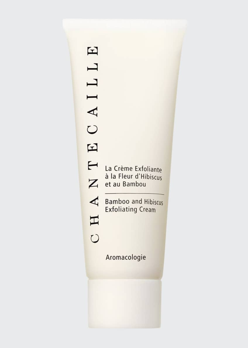 Chantecaille Bamboo and Hibiscus Exfoliating Cream, 2.5 oz./