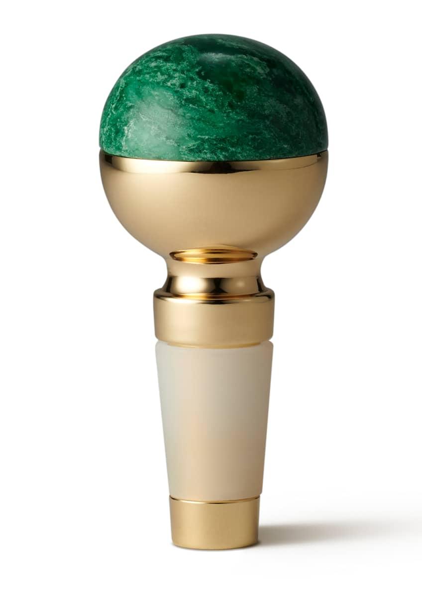 AERIN Sphere Stone Bottle Stopper