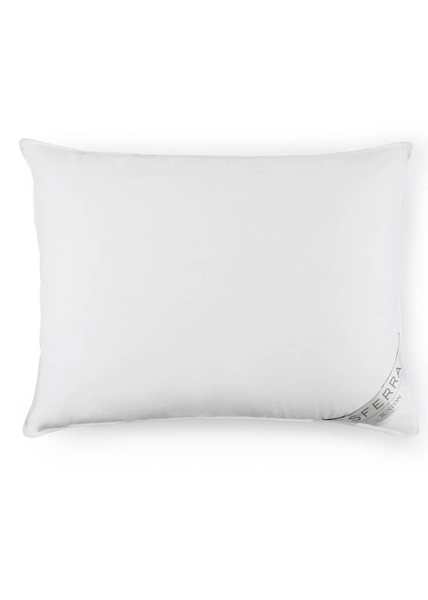 Image 2 of 2: 600-Fill European Down Soft Standard Pillow