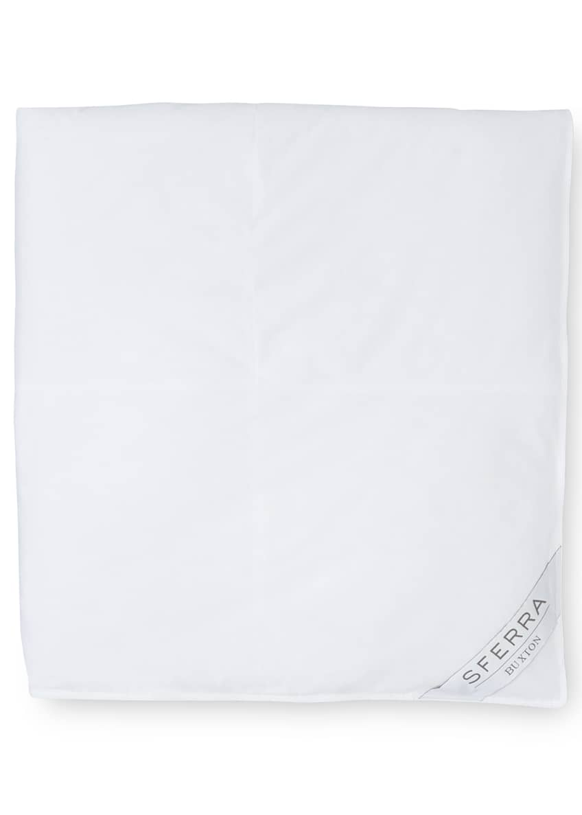 Image 2 of 2: 600-Fill European Down Heavy Weight Twin Duvet