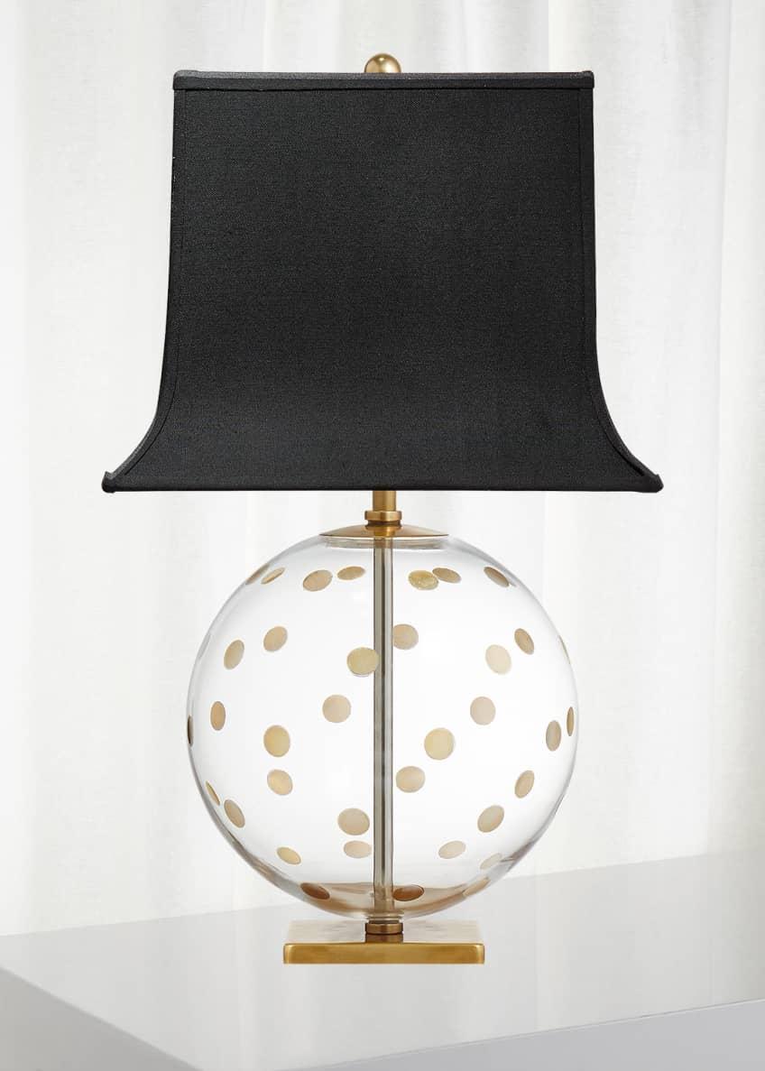 kate spade new york Pavillion Dot Globe Table