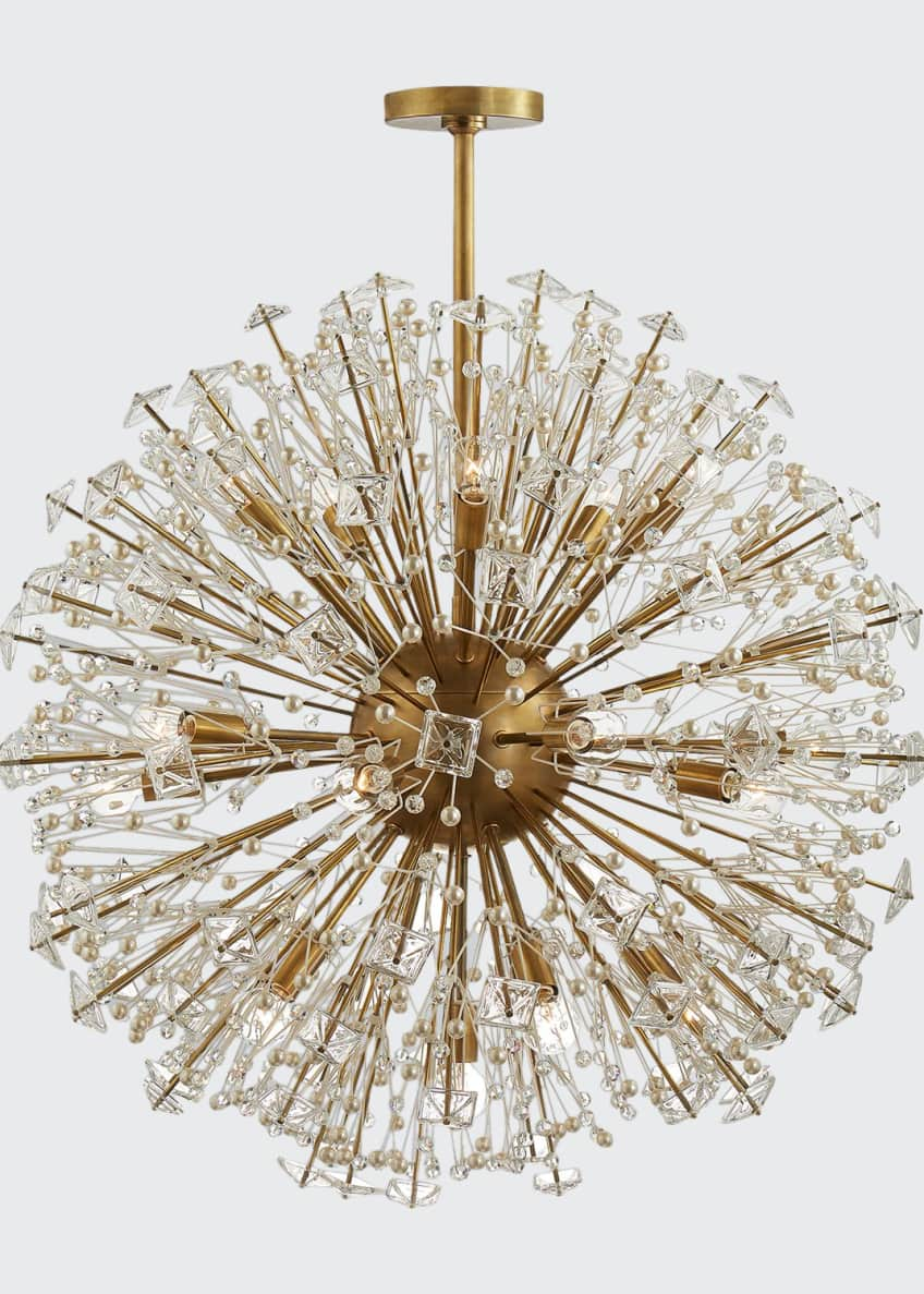 Image 1 of 1: Dickinson Large Chandelier