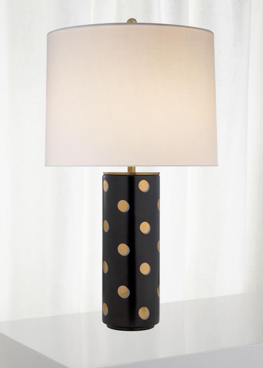 kate spade new york Pavillion Dot Cylinder Table