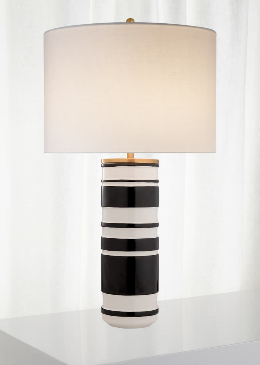 kate spade new york Hayes Sculpted Cylinder Table