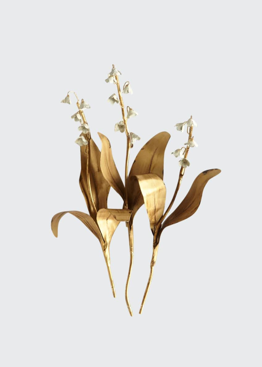 Tommy Mitchell Original Gilded Lily of the Valley