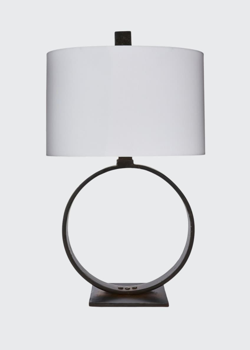 Jan Barboglio El Circulo Table Lamp
