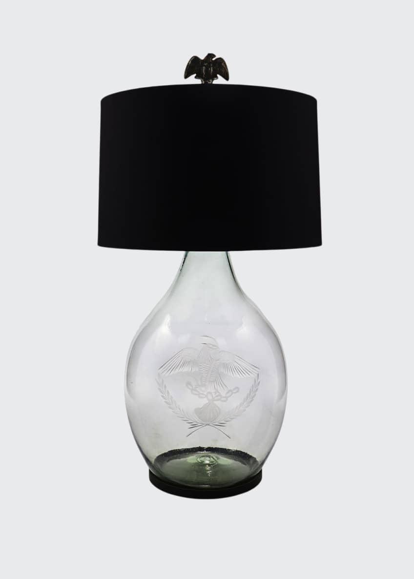 Jan Barboglio El Aguila Jarron Table Lamp