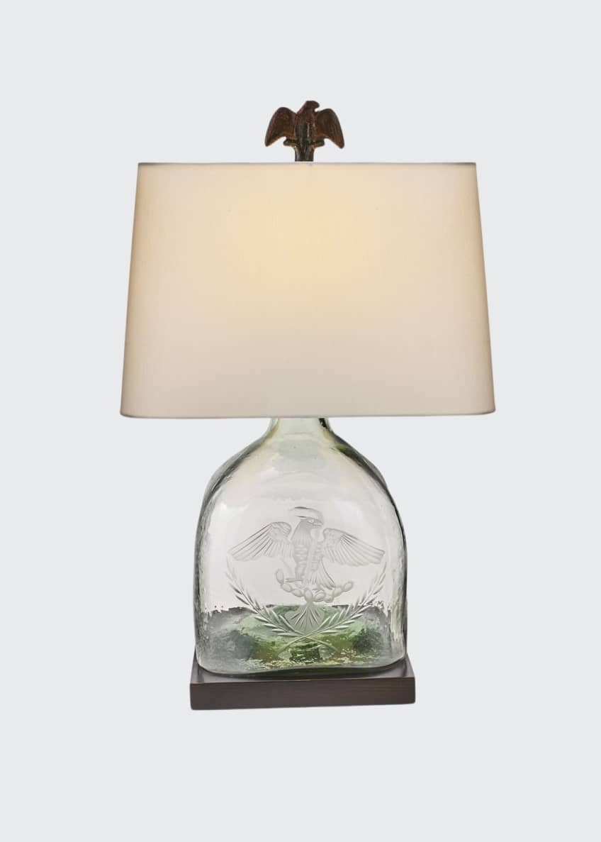 Jan Barboglio El Aguila Patron Table Lamp