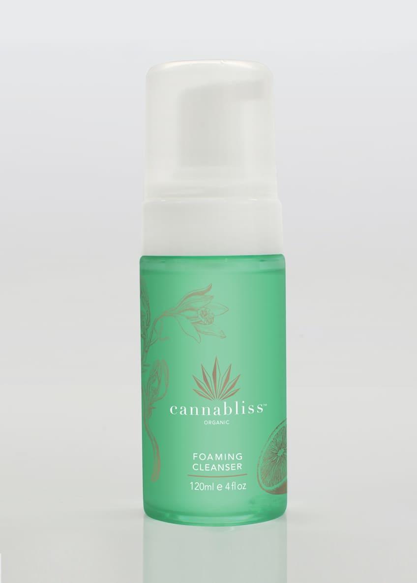 Cannabliss Organic Gentle Foaming Cleanser, 4.0 oz./ 120 mL - Bergdorf Goodman