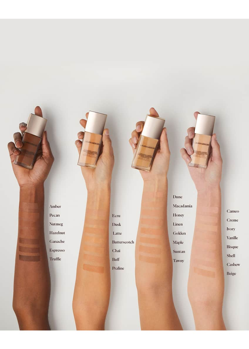 Image 4 of 5: Flawless Lumière Radiance-Perfecting Foundation