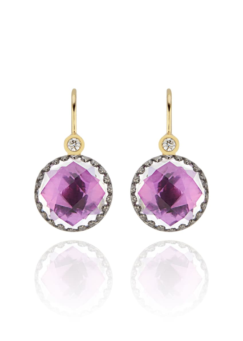 Larkspur & Hawk Olivia Diamond & Drop Earrings,