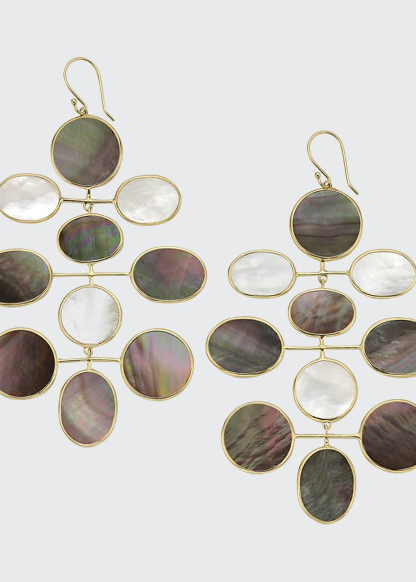 Ippolita 18K Polished Rock Candy Large Mobile Earrings