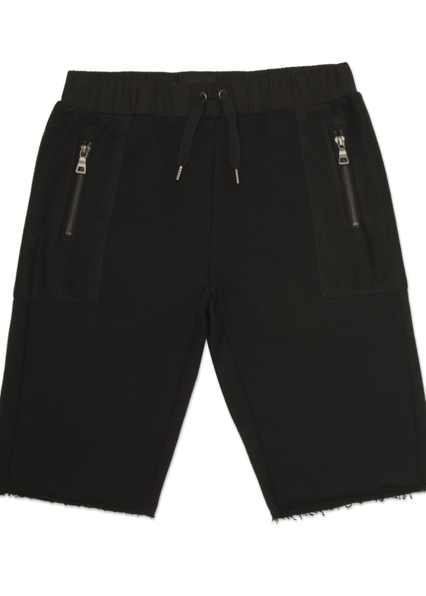 Hudson Boys' High Tech Shorts, Size 4-7 &
