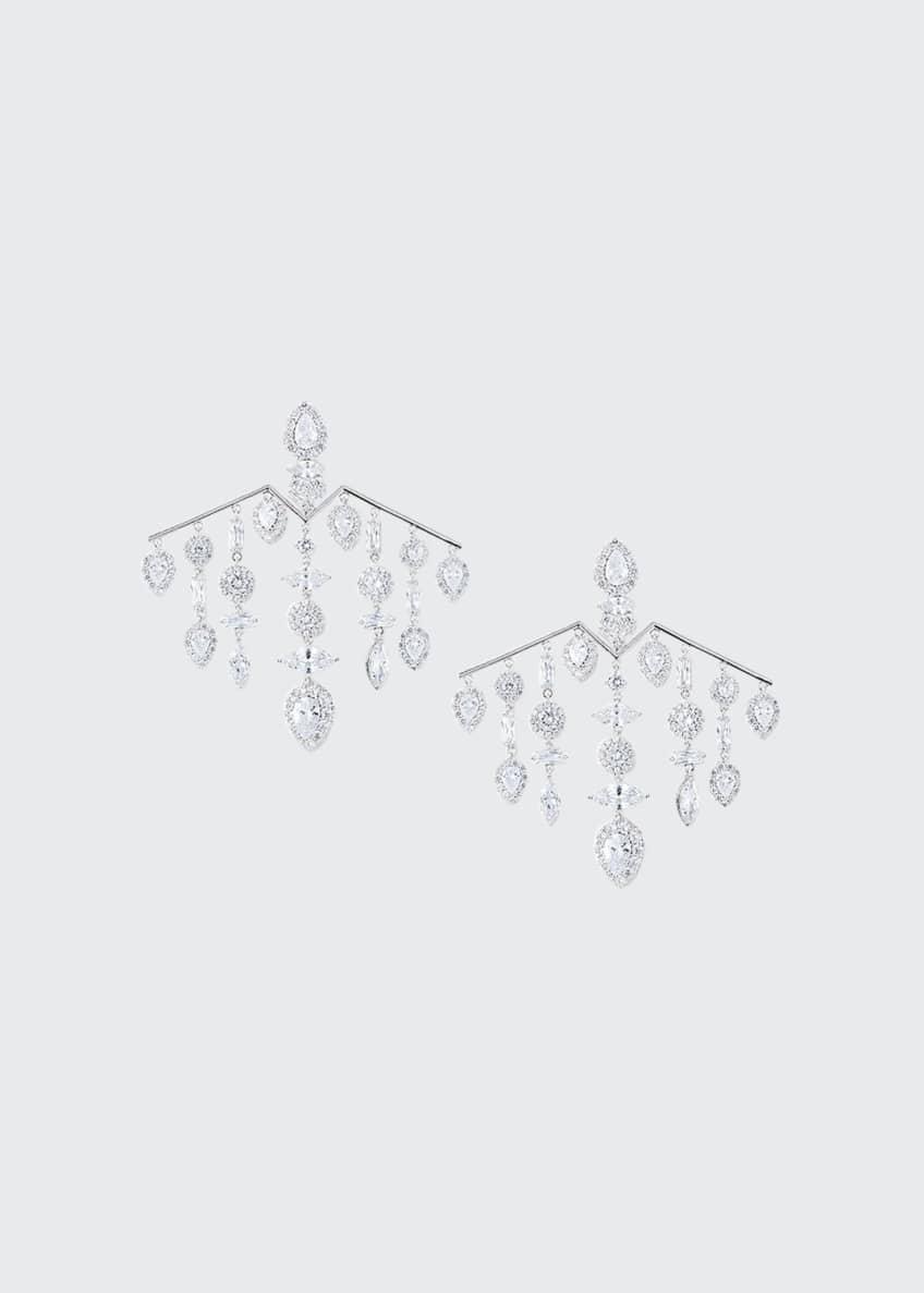 Fallon Versailles Chandelier Earrings