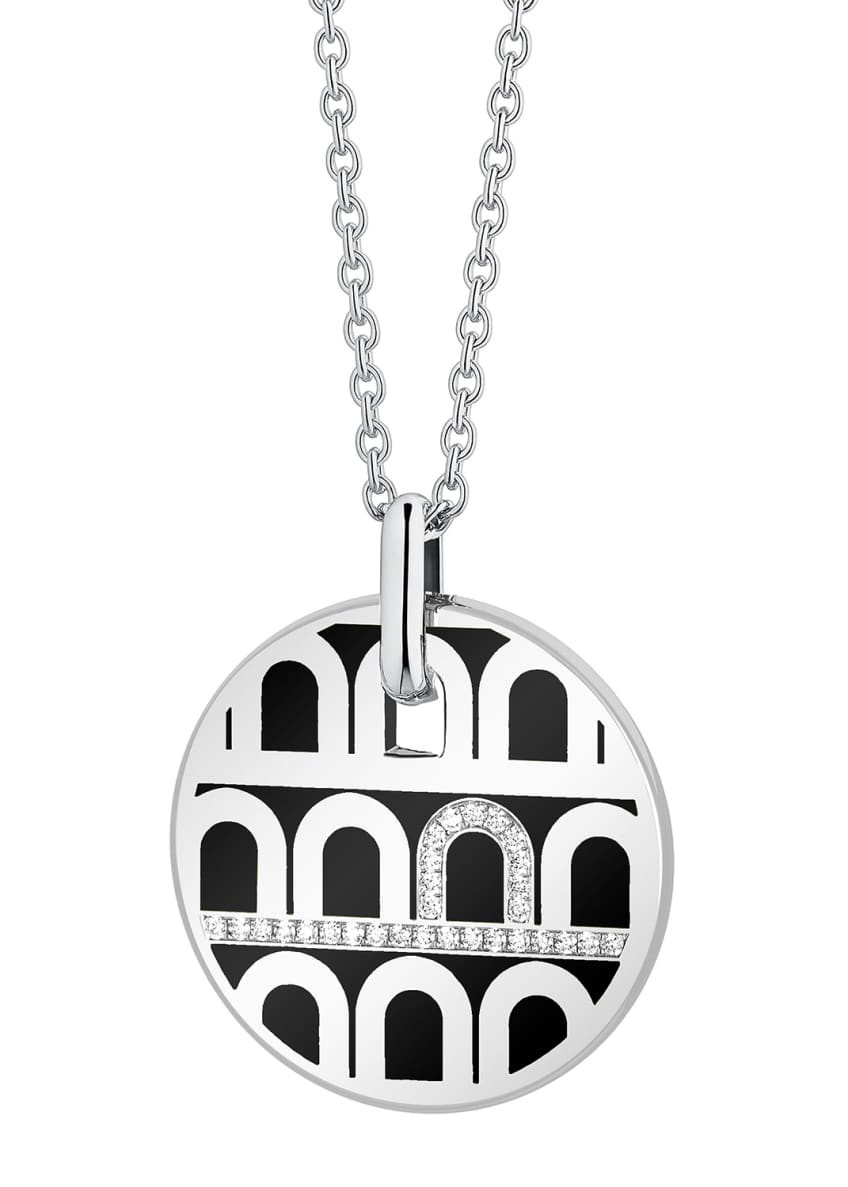 L'Arc de Davidor 18k White Gold Porta Diamond
