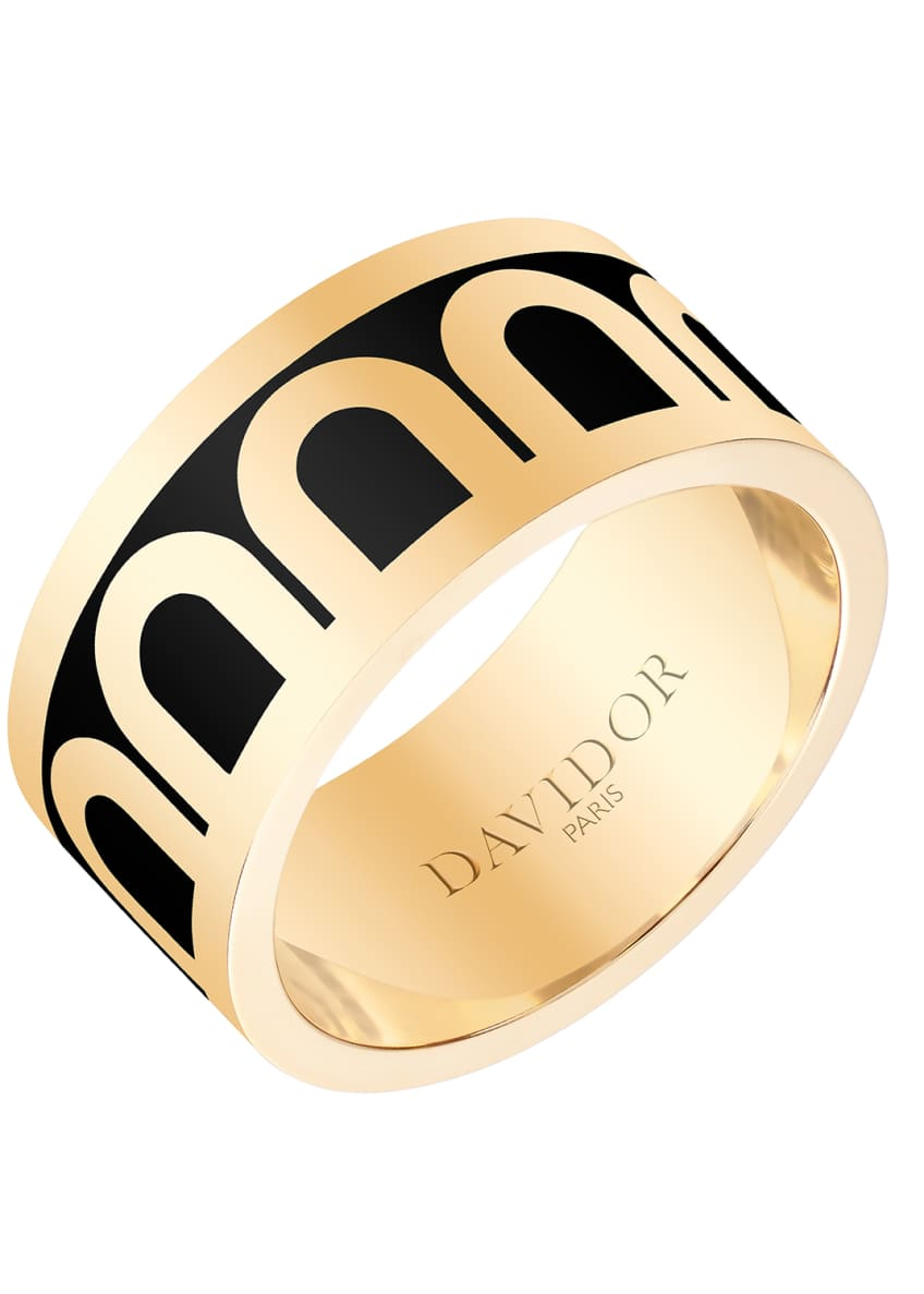 L'Arc de Davidor 18k Gold Ring - Grand