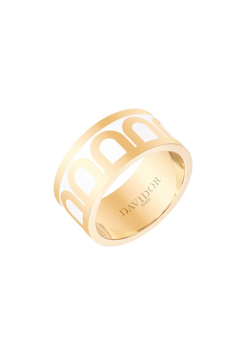 L'Arc de Davidor 18k Gold Ring - Grand