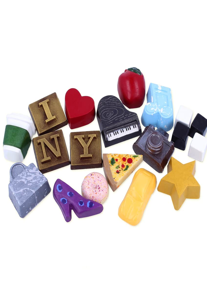 Image 3 of 3: New York, New York Chocolate Gift Box