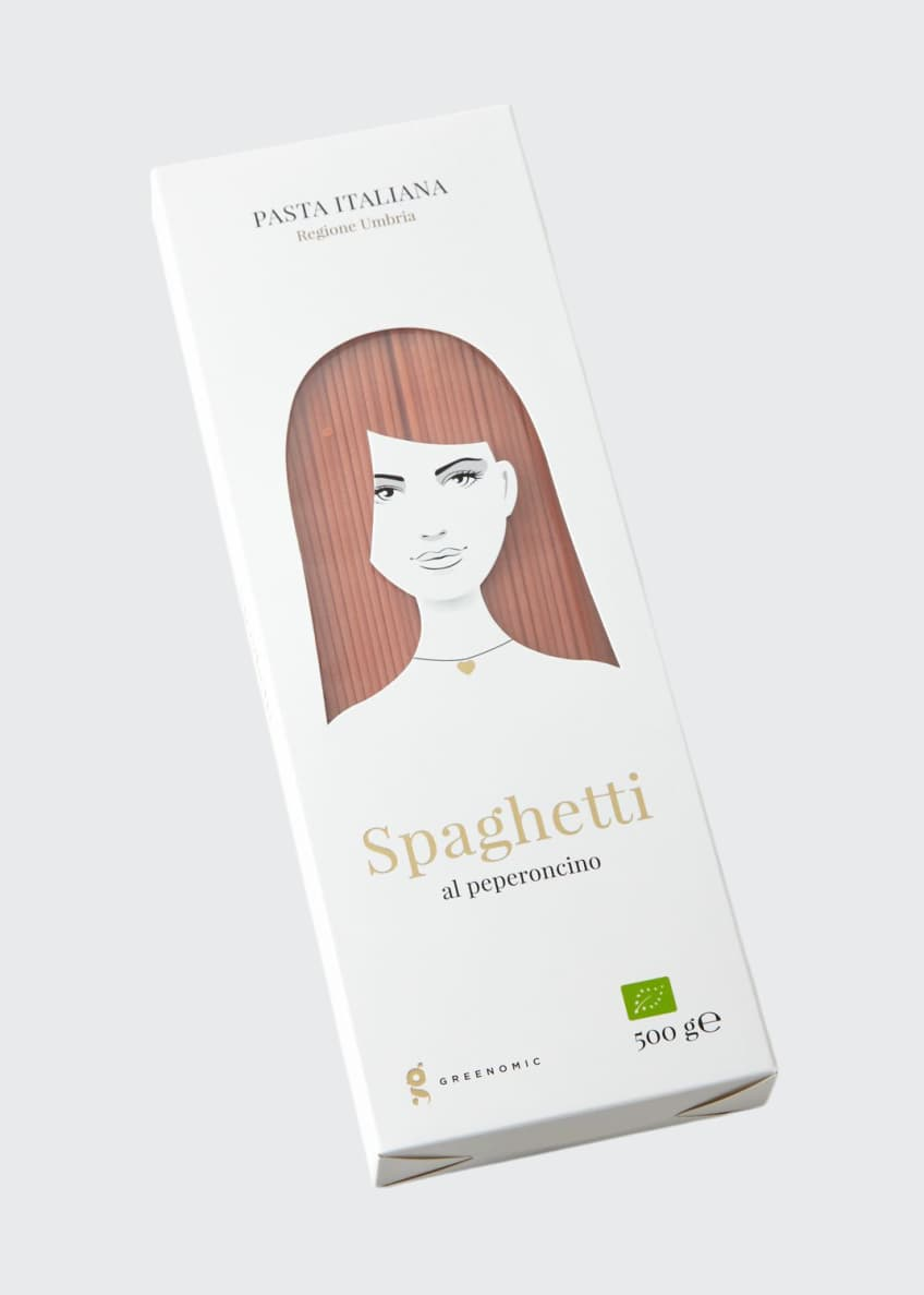 Image 1 of 1: Good Hair Day Pasta BIO Spaghetti al Peperoncino, 500g