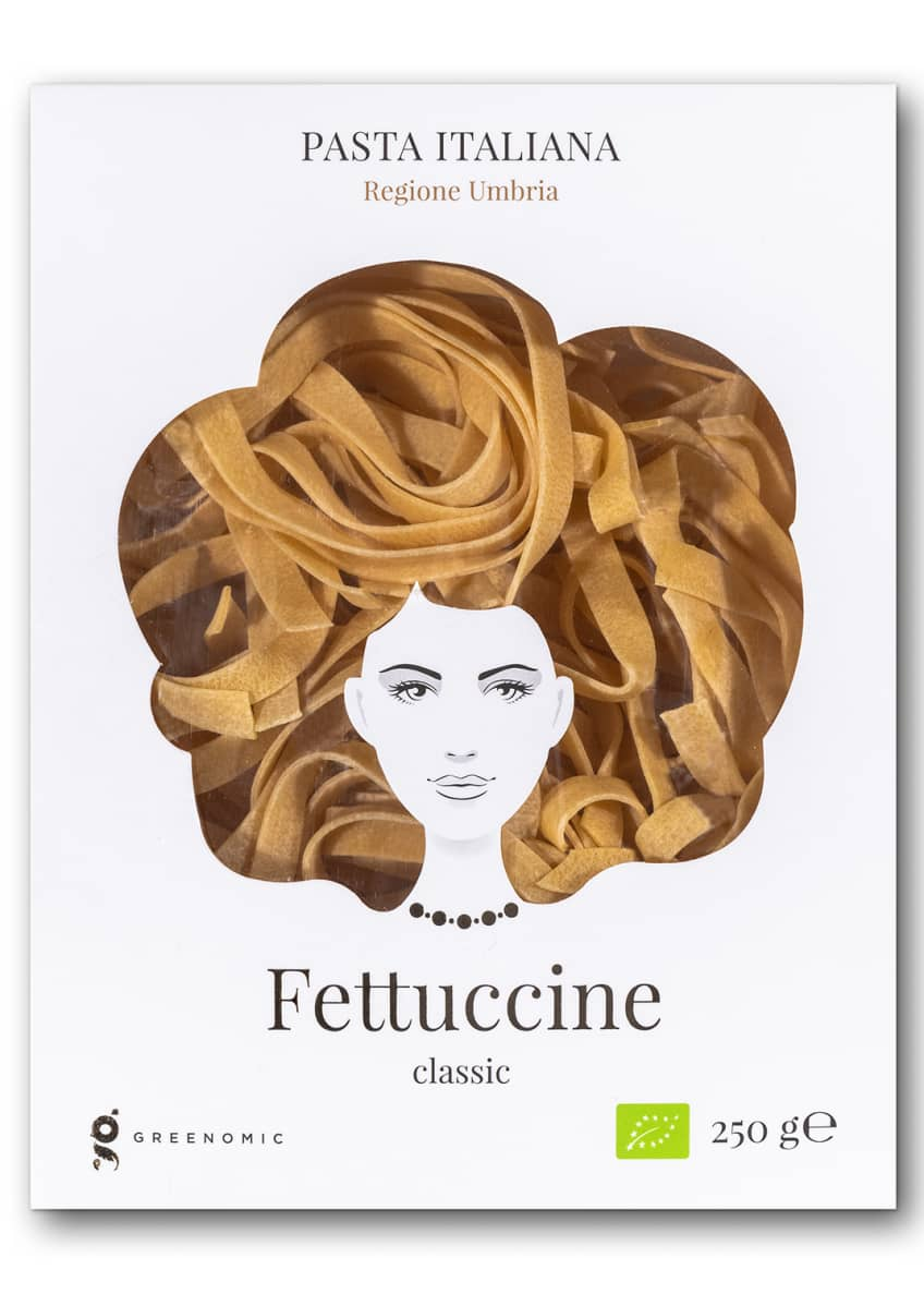 Image 1 of 1: Good Hair Day Fettuccine Classic Pasta, 8.82 oz./ 250 g