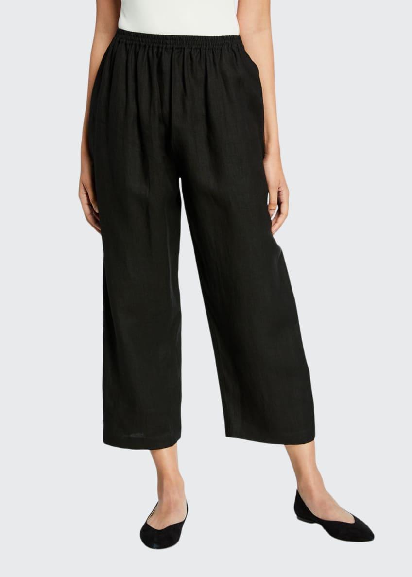 Eskandar Cotton-Linen Boat-Neck Sweater & Matching Items