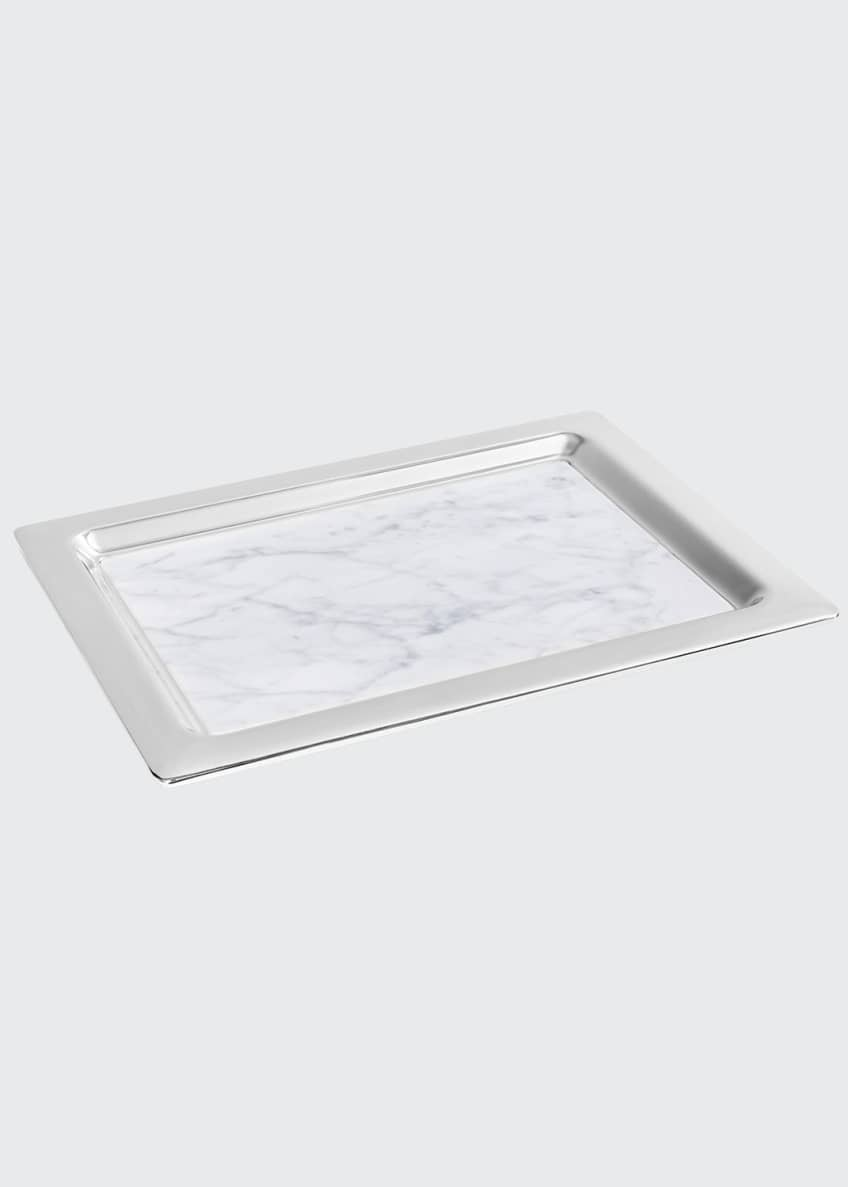 Image 1 of 1: Dual Rectangle Tray