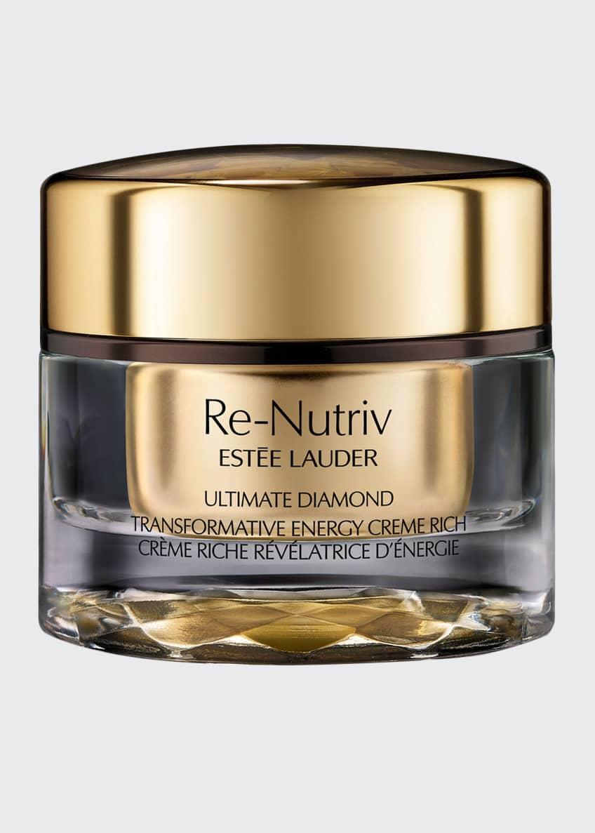 Estee Lauder Re-Nutriv Ultimate Diamond Transformative Energy Creme Rich, 1.7 oz./ 50 mL - Bergdorf Goodman